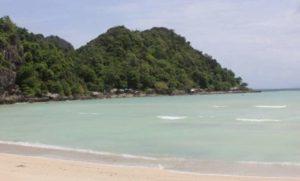 Океан в Тайланде