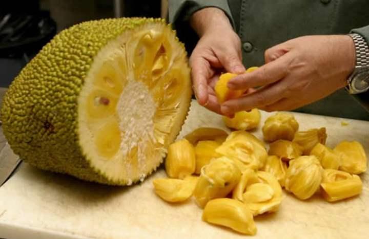 Экзотический фрукт - Джекфрут