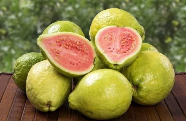 Экзотический фрукт - Гуава