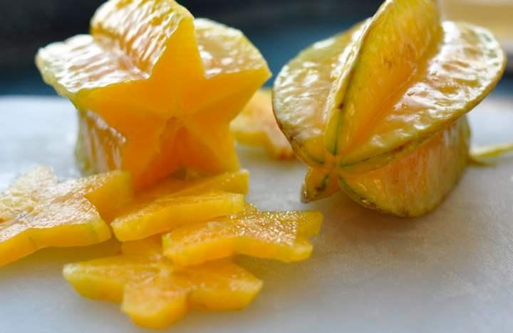 Экзотический фрукт - Карамбола