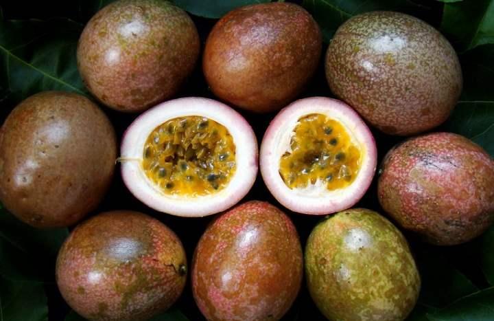 Экзотический фрукт - Маракуйа
