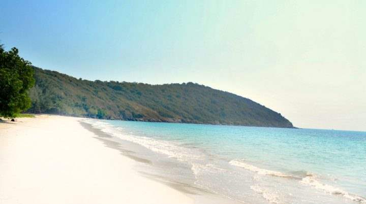 Гора пляжа