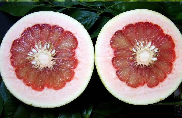 Экзотический фрукт - Помело