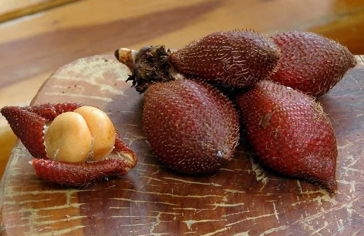 Экзотический фрукт - Салак