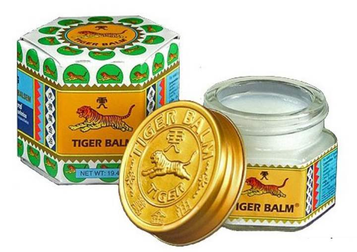 Бальзам из Тайланда - Тигровый