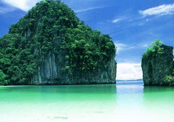 Красивые места Тайланда