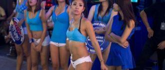 Фото девочек в синем