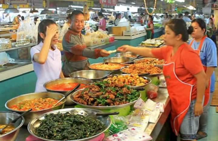 Рынки Тая