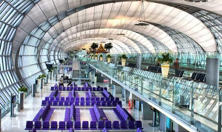 Дизайн аэропорта