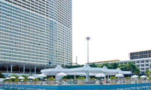 Высотка отель в Тае