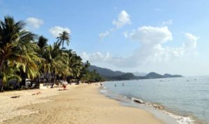 Описание пляжей Ко Чанга