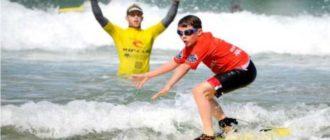 Мальчики серфенгисты