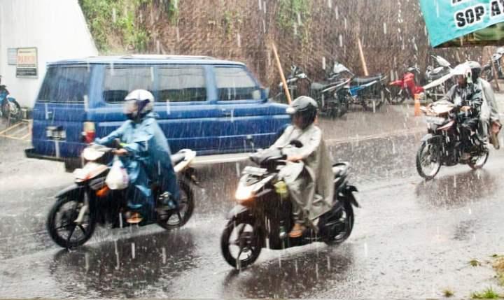 Улицы в дожде