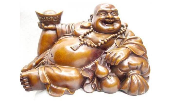 Фигурка Будды