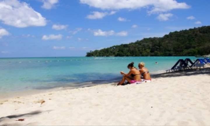 В Тае лучшие пляжи