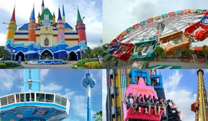 Аквапарк и парк развлечений Siam Park