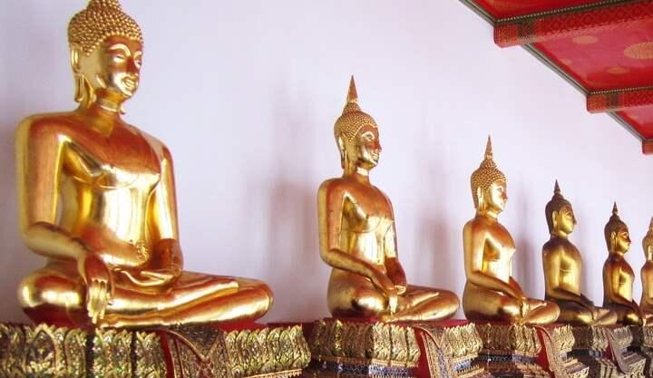 Храм Лежащего Будды или Wat Pho