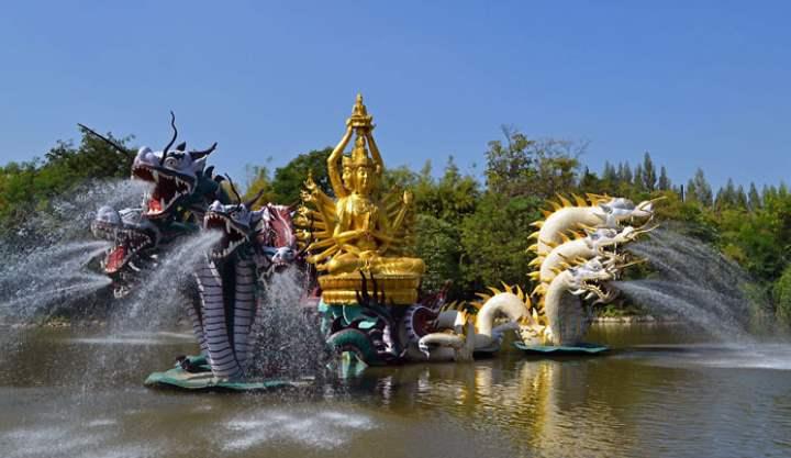 Парк Муанг Боран (Ancient City)