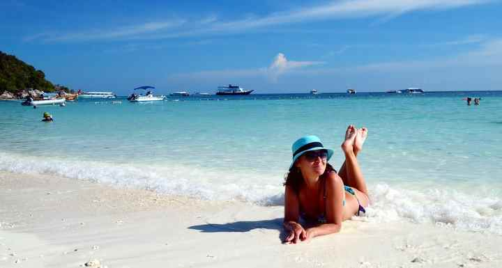 Чем заниматься на острове Ко-Липе?