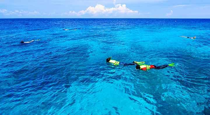 Чистая вода острова