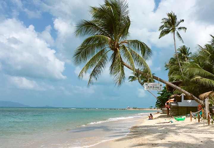 Остров подходит для любого вида отдыха