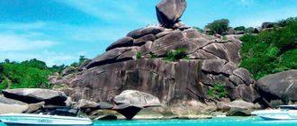 Острова оборудованы очень хорошо в плане отдыха