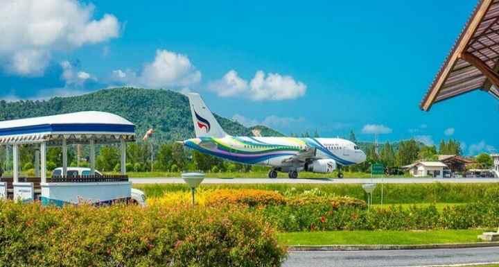 Как добраться от аэропорта Самуи в Таиланде
