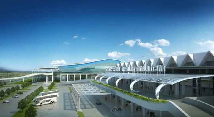Межнациональный аэровокзал Пхукет
