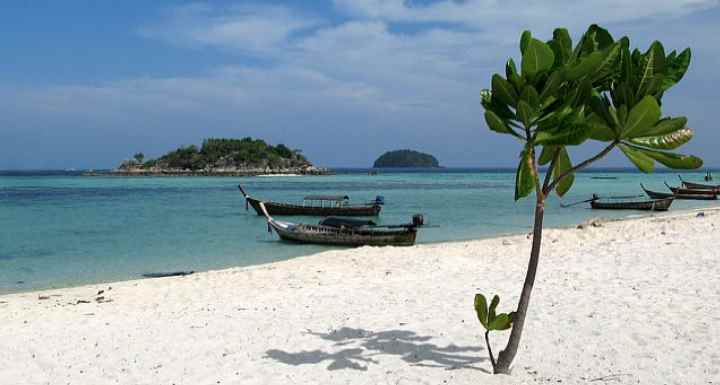 Как добраться до острова Ко-Липе?