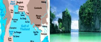 Среди курортов Сиамского залива особенно популярны Паттайя,
