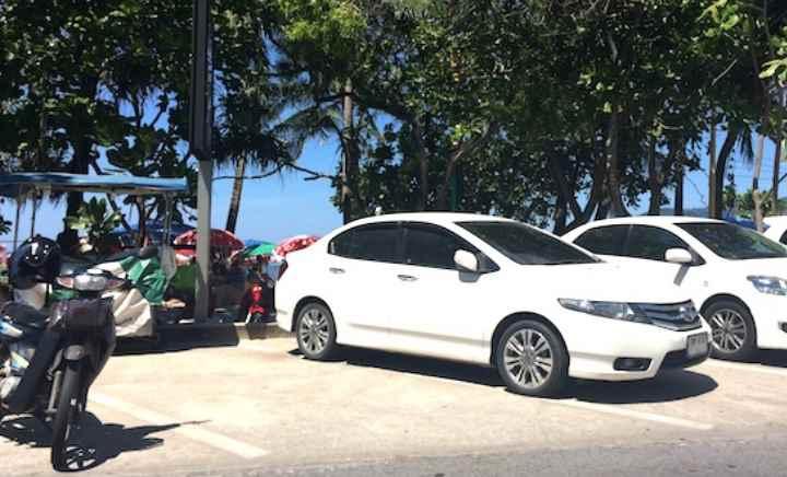 Страхование машины в Таиланде так же особенное