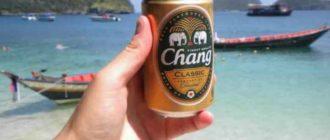 Пивное разнообразие Тайланда
