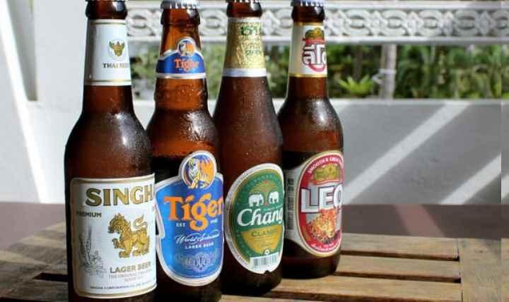 Самое недорогое и популярное тайское пиво