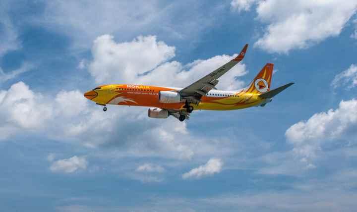 Самолет в Тае