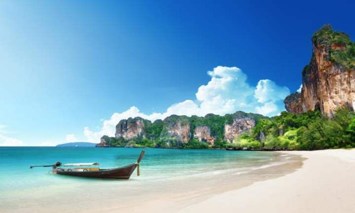 Посещайте Тайланд в феврале, не пожалеете.