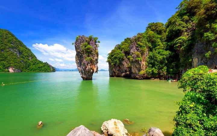 Зачем отдыхать в малоизвестном Пханг Нга?