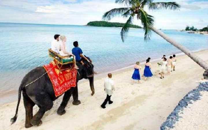 Провести символическую свадьбу можно не только в храме