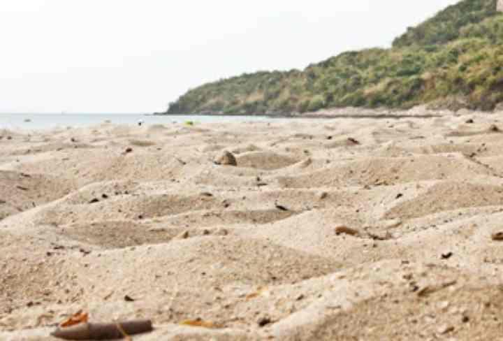 Оба пляжа находятся на обособленных территориях