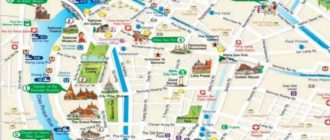 Бангкок — это центральный город, столица Королевства Тайланд