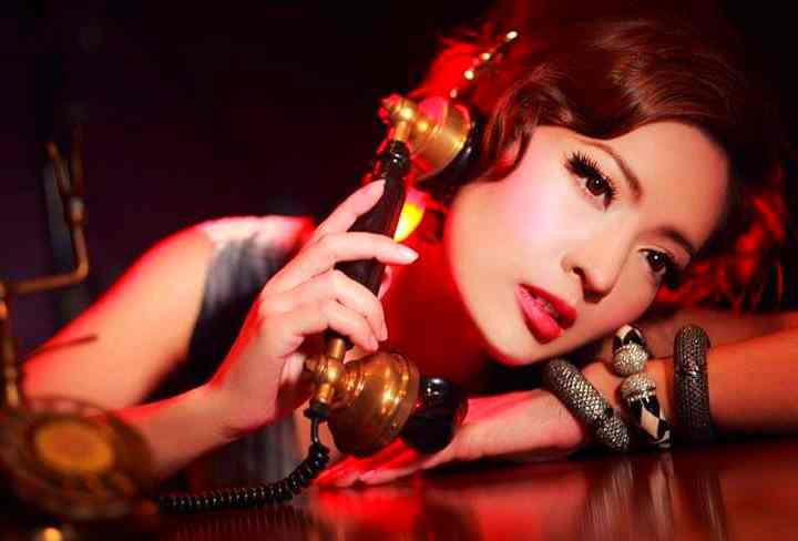 Известная не только в Тайланде, но и во всем мире актриса