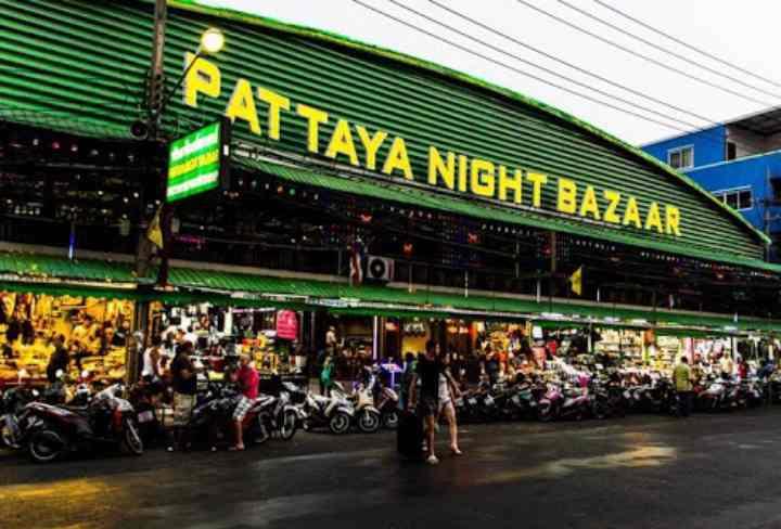 речь пойдет сразу о двух ярмарках – Паттайя Найт Базар и Мэйд ин Тайланд Плаза