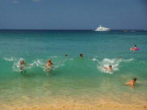 Пляжи для деток