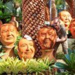 статуи людей