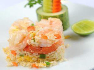 - предварительно отваренный рис, шесть чашек, со временем можно определять на свое усмотрение;