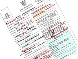 Где проходит получение визы в Тайланд для белорусов?
