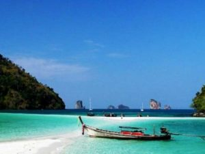 Когда геологи изучали морское дно, то пришли к выводу, что многие острова Тайланда именно так и образовались