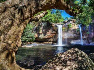 Природа Тайланда- Джунгли, водопады, заповедники