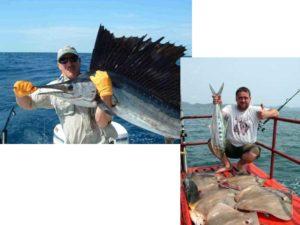 Рыбаки, которым посчастливилось попасть в Тайланд